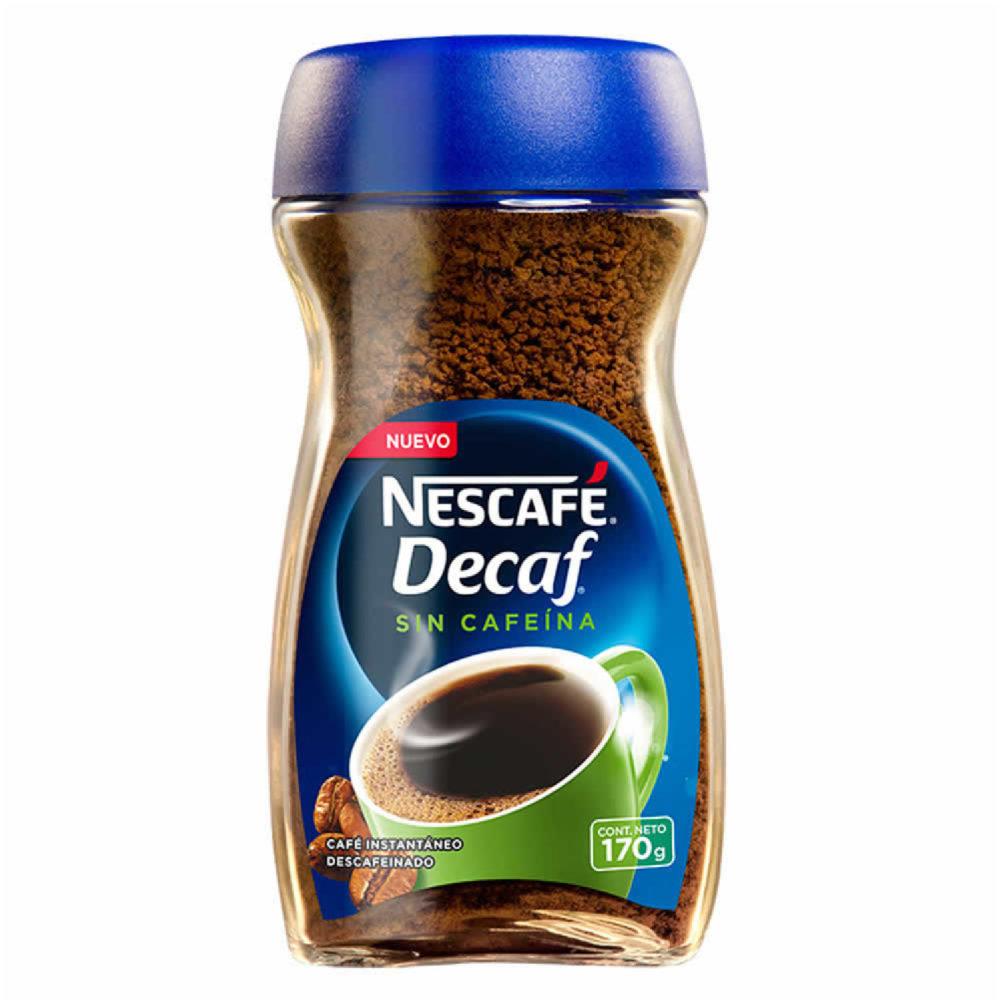 Nescafe decaf 170g