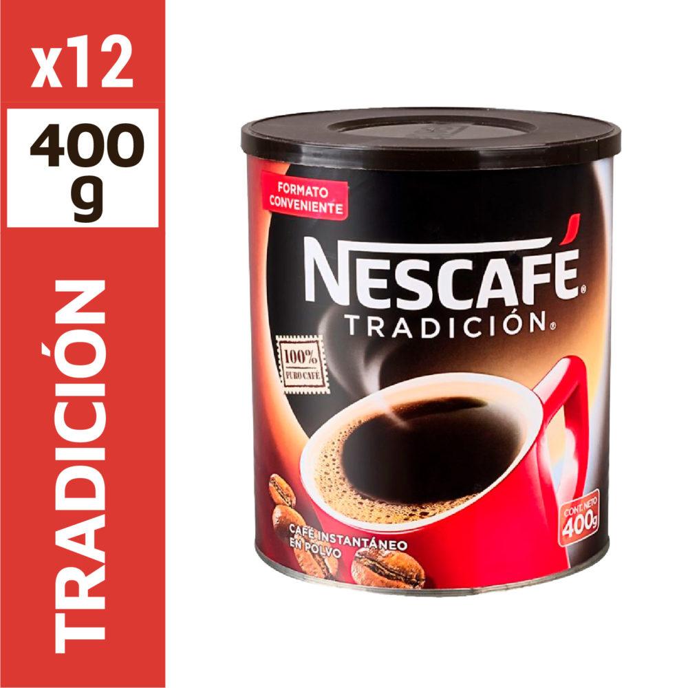 nescafe 400g tradicion