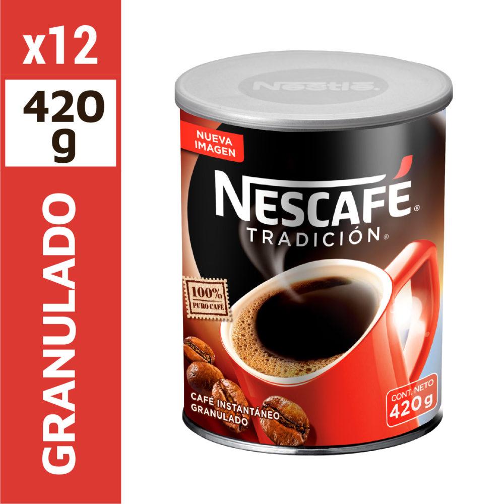 Cafe granulado tradicion 420g