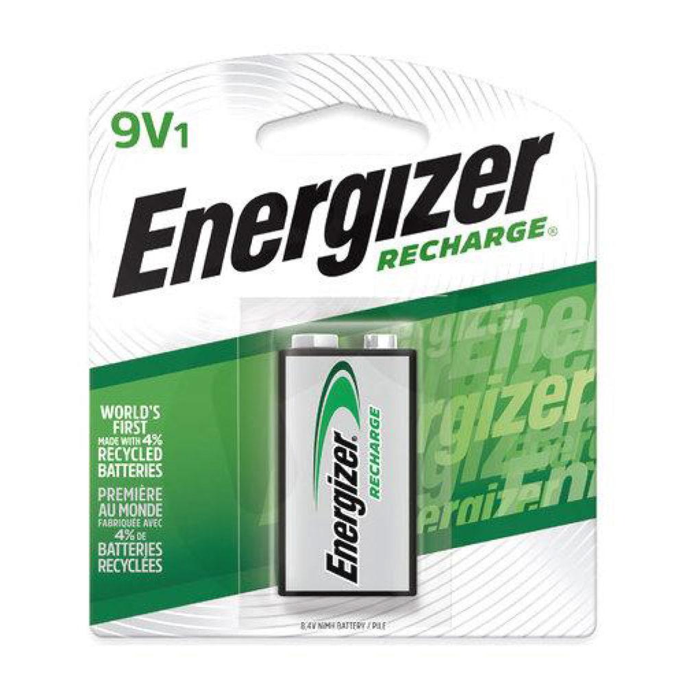 Energizer Bateria Recargable 9V